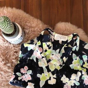 Rory Beck Floral Top